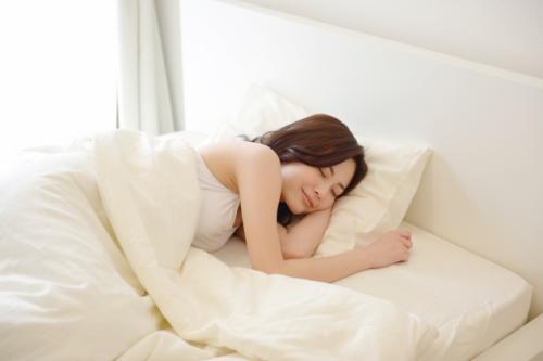 おやすみ前に使うアロマの説明のイメージ