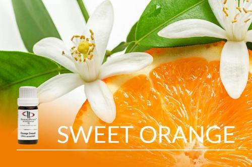 アロマのオレンジスイートは夏におすすめ①